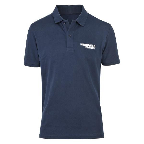Unisex Poloshirt Classic RWTH navy