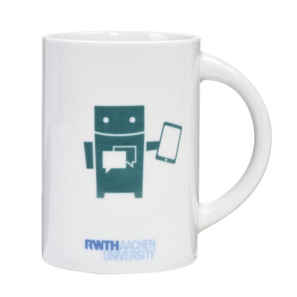 RWTH Tasse Roboter KoWi