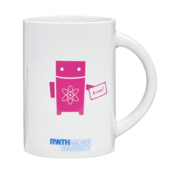 RWTH Tasse Roboter Physik
