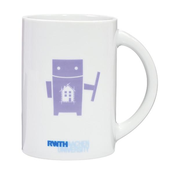 Tasse Roboter Architektur