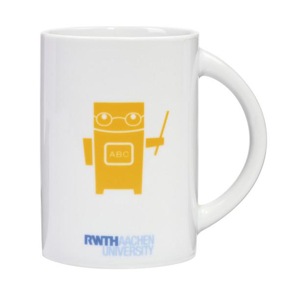 RWTH Tasse Roboter Lehramt