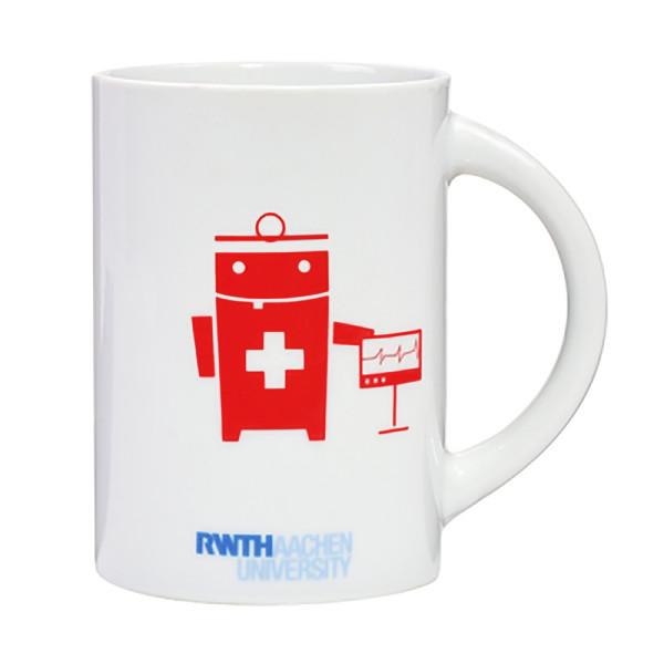 RWTH Tasse Roboter Medizin