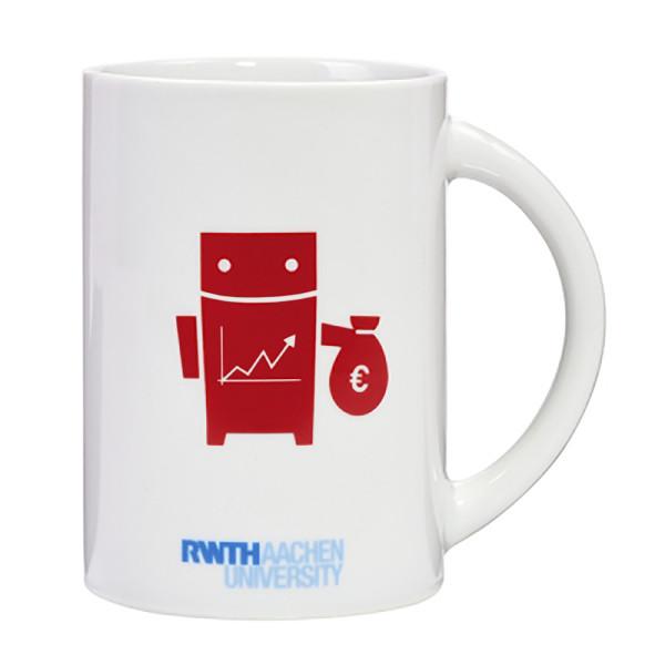 RWTH Tasse Roboter BWL