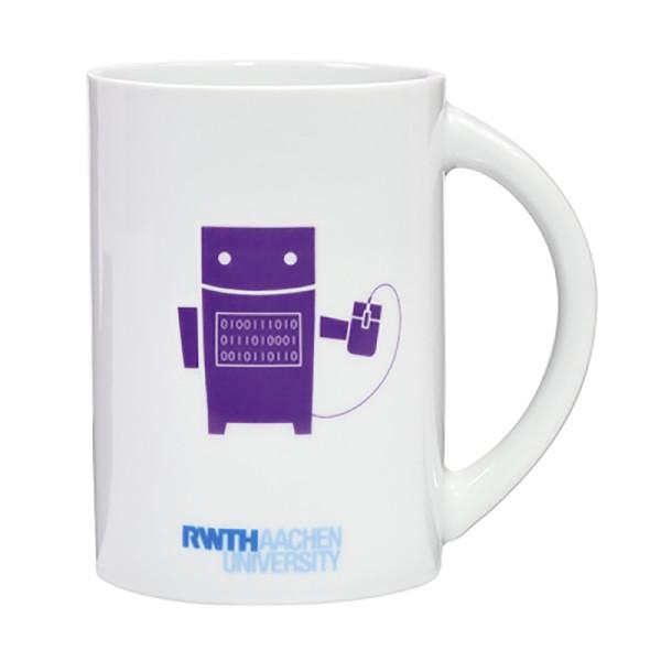 Tasse Roboter Informatik