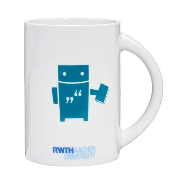 Tasse Roboter Geisteswissenschaft